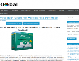 kaspersky crackglobal
